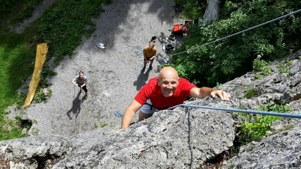 Kletterzeit
